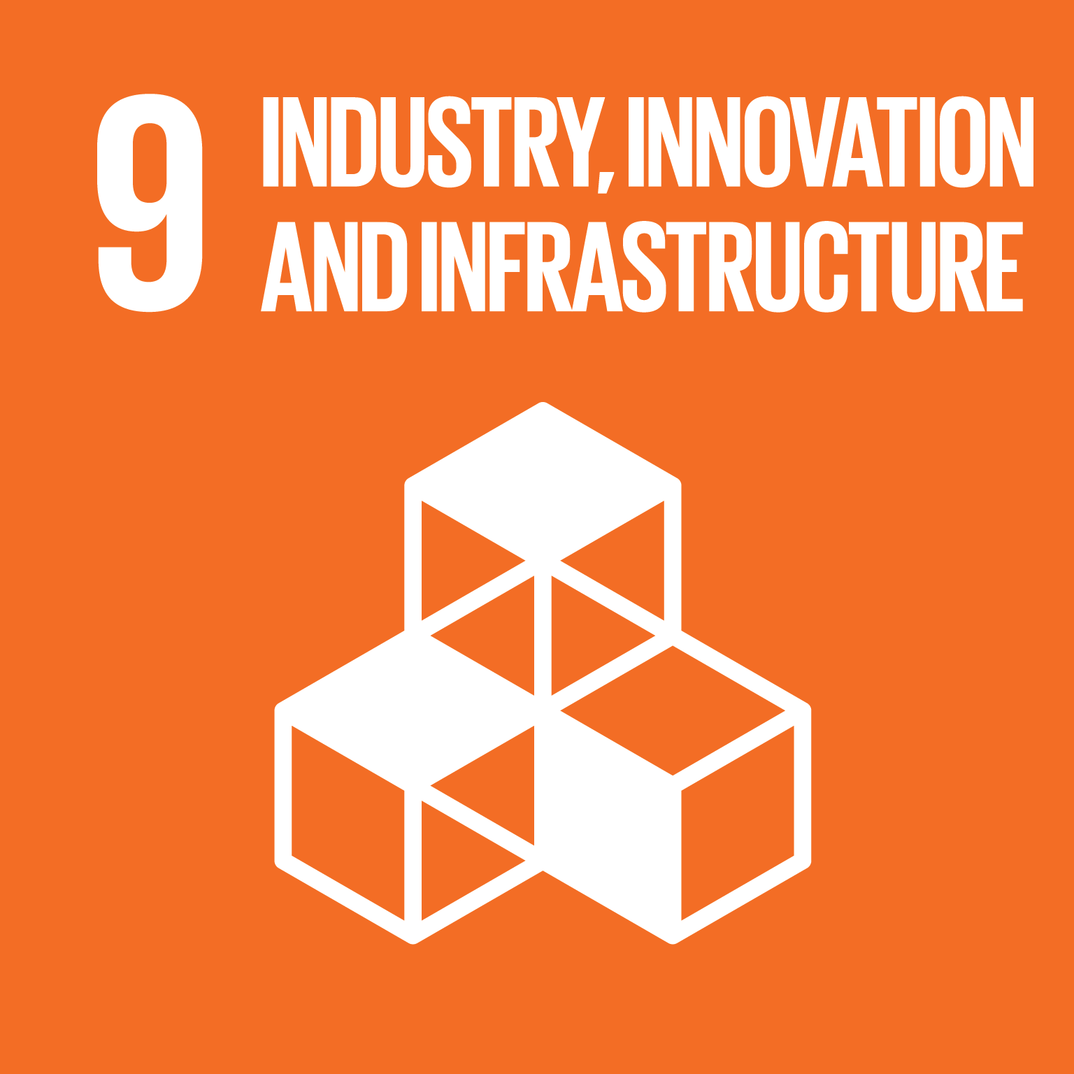 Goal 9: Build resilient infrastructure, promote sustainable industrialization and foster innovation